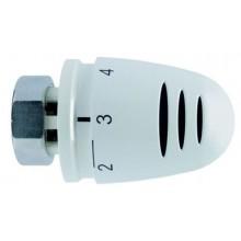 """HERZ DESIGN termostatická hlavice """"MINI KLASIK"""" M28x1,5 s připojovacím závitem, s kapalinovým čidlem (hydrosenzorem)"""