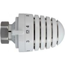 """HERZ PORSCHE DESIGN termostatická hlavice """"H"""" M30x1,5 s připojovacím závitem, s kapalinovým čidlem (hydrosenzorem)"""