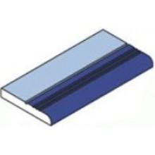 VILLEROY & BOCH PRO ARCHITECTURA dlažba 10x20cm, koncovka, light aquamarin/dark blue