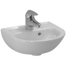 LAUFEN PRO umývátko 350x310mm s otvorem, bílá 8.1595.0.000.104.1