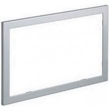GEBERIT krycí rámeček 24x0,6x15,7cm, pro Sigma60, kartáčovaný chrom