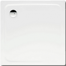 KALDEWEI SUPERPLAN 391-1 sprchová vanička 1000x1000x25mm, ocelová, čtvercová, bílá Perl Effekt