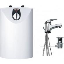STIEBEL ELTRON set zásobník vody SNU 5 SLi 5l a umyvadlová armatura, 221172