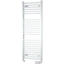 ISAN MELODY GRENADA RADIUS koupelnový radiátor 1535/750, středové připojení, bílá RAL9016
