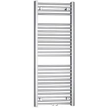 P.M.H. SAVOY CS4 koupelnový radiátor 1210/480, středové připojení, chrom