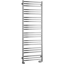 P.M.H. SORANO SN6 koupelnový radiátor 1630/600, boční připojení, metalická stříbrná lesk