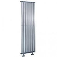 ZEHNDER KLEO designový radiátor 563/1200 vodorovný, připojení spodní, chrom