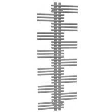 ZEHNDER YUCCA designový radiátor 500/900, jednořadý, připojení shora/zdola, bílá RAL9016