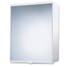 JOKEY JUNIOR zrcadlová skříňka 31,5x14x40cm bez osvětlení, plast, bílá