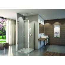 CONCEPT 200 CONT2 boční stěna 800x2000mm, aluchrom/čiré sklo concept-clean