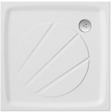 Vanička litý mramor Ravak čtverec PERSEUS PRO 100 100x100 cm bílá