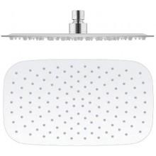 RAV SLEZÁK hlavová sprcha 400x235mm, kov, chrom