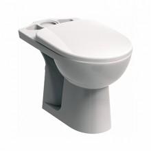 KOLO NOVA PRO klozet kombinační 36,4x65,5cm odpad vodorovný, s hlubokým splachováním, bílá M33200000