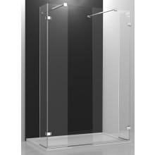 ROLTECHNIK WALK IN LINE WALK A/1500 sprchový kout 1000x2000mm, bezrámový, brillant/transparent