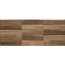 CIFRE OXIGENO SMART dekor 20x50cm, brown