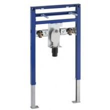 GEBERIT DUOFIX předstěnový modul pro umyvadlo 50x7x82/98cm, pro bezbariérové stavby
