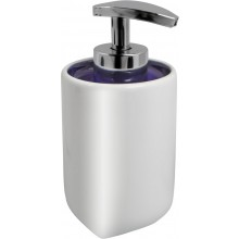 Doplněk dávkovač AWD Brawa tekutého mýdla 230 ml stříbrná/modrá