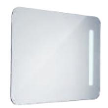Nábytek zrcadlo Nimco s LED osvětlením 70x50 cm