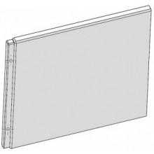 RAVAK CHROME 70 A panel boční, snowwhite CZ72110A00