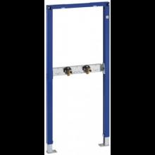 GEBERIT DUOFIX předstěnový modul 50x112cm pro vanu/sprchu, 111.740.00.1