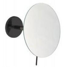 EMCO LOFT kosmetické zrcátko pr.179mm, černá