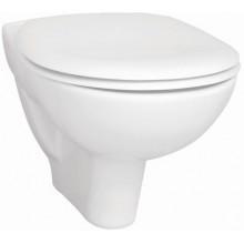 CONCEPT 100 závěsné WC 355x540mm vodorovný odpad, hluboké splachování bílá alpin 5283L003-1128