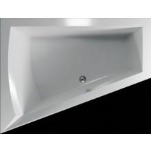 Vana plastová Teiko tvarovaná Galia L 175x135x50cm bílá
