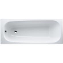 Vana smaltovaná Laufen - Moderna plus s protihlukovou izolací 160x70 cm bílá