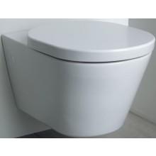 WC závěsné Ideal Standard odpad vodorovný Tonic  bílá
