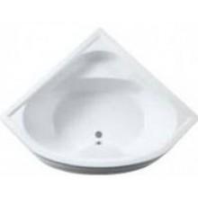 Vana plastová - rohová CONCEPT 100 140x140 cm bílá