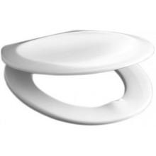 JIKA DINO sedátko WC, duraplast, antibakteriální úprava, bílá