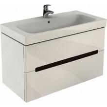 KOLO MODO skříňka pod umyvadlo 99x48x55cm, závěsná, bílá 89507000
