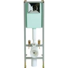 HERITAGE předstěnový WC modul 1080-1280mm, včetně tlačítka, ocel/polystyren