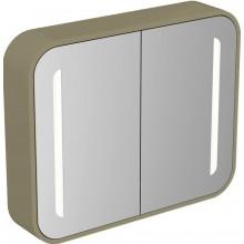 Nábytek zrcadlová skříňka Ideal Standard Dea s osvětlením 100x15x65 cm
