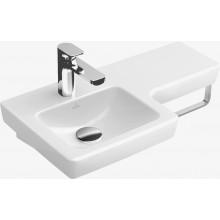 VILLEROY & BOCH SUBWAY 2.0 umyvadlo 630x355mm bez přepadu Bílá Alpin CeramicPlus