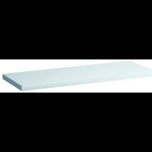 LAUFEN PALOMBA COLLECTION deska 1290x476x45mm bez výřezu, bílá 4.0680.0.180.220.1