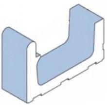 VILLEROY & BOCH PRO ARCHITECTURA WIESBADEN dlažba 30x10cm, kanálový kus, light aquamarine