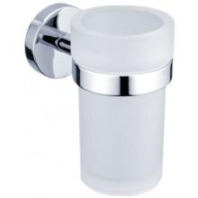 NIMCO UNIX držák se skleničkou 70x107x112mm, chrom