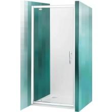 ROLTECHNIK PROXIMA LINE PXDO1N/1000 sprchové dveře 1000x2000mm jednokřídlé, brillant/transparent