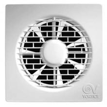 """VORTICE PUNTO FILO MF 100/4""""LL ventilátor axiální 98mm, ultratenká mřížka, bílá"""