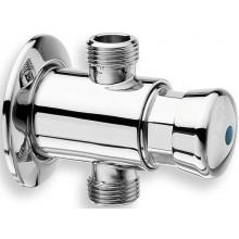 SILFRA QUIK sprchový ventil závitový, dvoucestný, průměr 60mm, chrom QK165