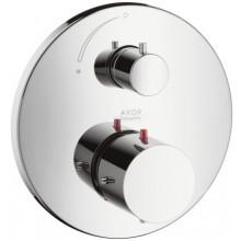 Baterie sprchová Hansgrohe podomítková termostatická Axor Starck  chrom