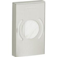 FRANKE HBD191 zásobník na hygienické sáčky 92x150mm nástěnný, nerez ocel/InoxPlus