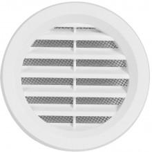 HACO VM 75 větrací mřížka prům. 70mm, kruhová, se síťovinou, bílá