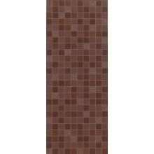 Dekor - Mosaico Cosmos marrón 20x50cm hnědá