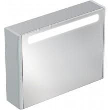 Nábytek zrcadlová skříňka Ideal Standard SoftMood 80x18x60 cm lesklý lak bílý