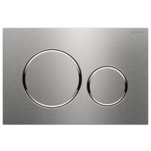 GEBERIT SIGMA 20 ovládací tlačítko 24,6x1,2x16,4cm, nerezová ocel