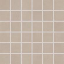 RAKO UP mozaika 30x30cm,  lepená na síťce, šedo-hnědá