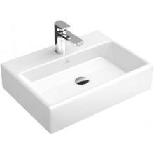 VILLEROY & BOCH MEMENTO umyvadlo 600x420mm s přepadem Bílá Alpin CeramicPlus 51336JR1