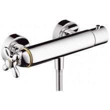AXOR CARLTON termostatická sprchová baterie k montáži na stěnu chrom 17261000
